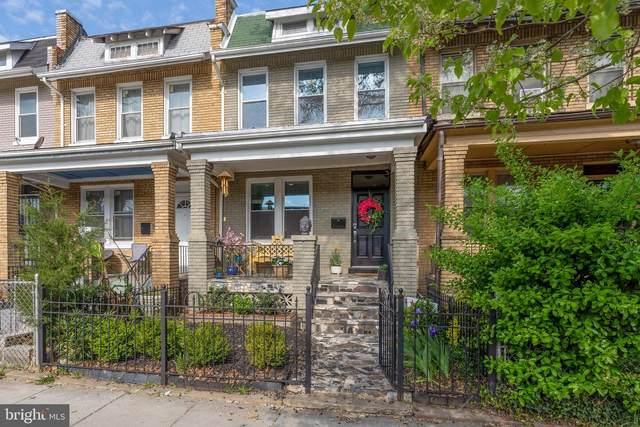 1716 Montello Avenue NE, WASHINGTON, DC 20002 (#DCDC515496) :: City Smart Living