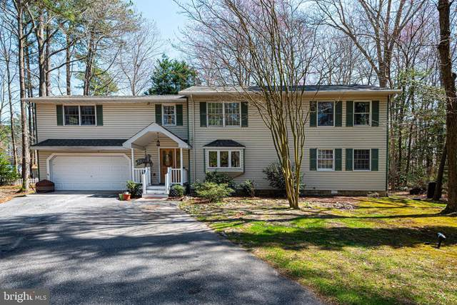 23 Bearberry Road, OCEAN PINES, MD 21811 (#MDWO121450) :: Speicher Group of Long & Foster Real Estate