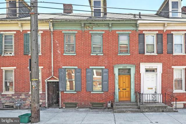 620 E Philadelphia Street, YORK, PA 17403 (#PAYK155842) :: Century 21 Dale Realty Co