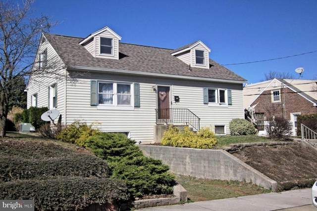 125 E Grant Street, LEBANON, PA 17042 (#PALN118650) :: Linda Dale Real Estate Experts