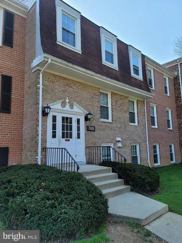 748 Quince Orchard Boulevard #201, GAITHERSBURG, MD 20878 (#MDMC751750) :: ExecuHome Realty