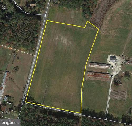 Nassawango Church Road Lot 6, SALISBURY, MD 21804 (#MDWC112360) :: Potomac Prestige
