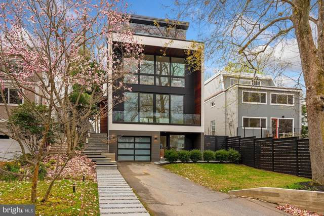4805 Bending Lane NW, WASHINGTON, DC 20007 (#DCDC515514) :: Realty One Group Performance