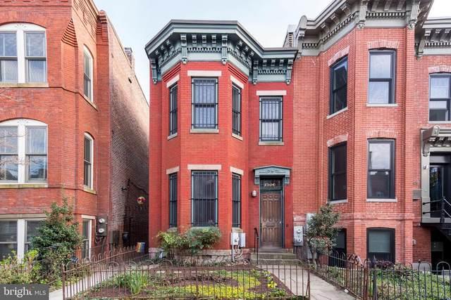 1306 T Street NW, WASHINGTON, DC 20009 (#DCDC515516) :: Crossman & Co. Real Estate