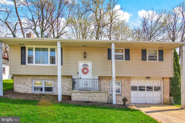 2003 Dartmouth Street, CAMP HILL, PA 17011 (#PACB133576) :: The Heather Neidlinger Team With Berkshire Hathaway HomeServices Homesale Realty