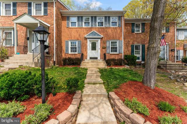 1228 Fox Run Place, WOODBRIDGE, VA 22191 (MLS #VAPW518956) :: Maryland Shore Living | Benson & Mangold Real Estate