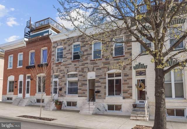 927 S Clinton Street, BALTIMORE, MD 21224 (MLS #MDBA545930) :: Maryland Shore Living | Benson & Mangold Real Estate