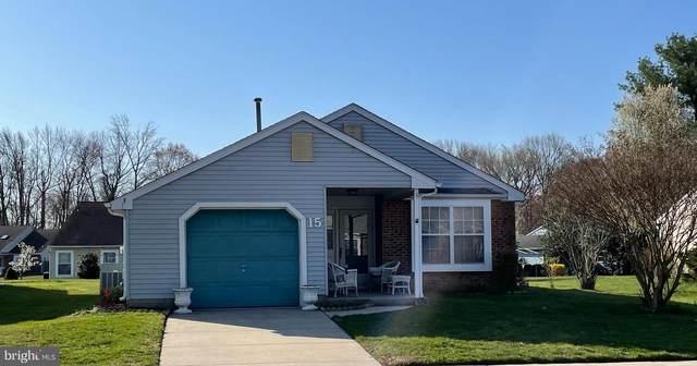 15 Blanchard Drive, WOODBURY, NJ 08096 (#NJGL273690) :: Linda Dale Real Estate Experts
