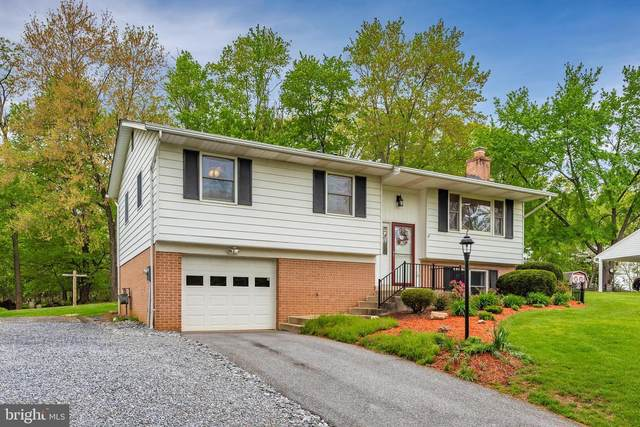 2310 Persimmon Drive, IJAMSVILLE, MD 21754 (#MDFR280244) :: Murray & Co. Real Estate