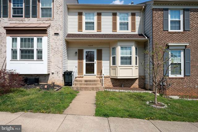 10846 Stone Hill Lane, MANASSAS, VA 20109 (#VAPW518964) :: AJ Team Realty