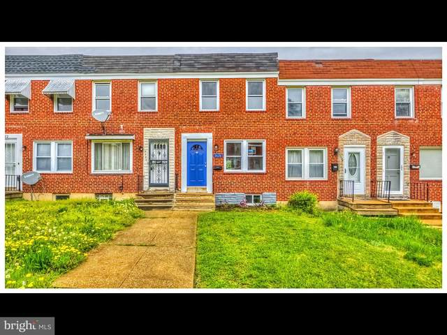 3626 Dudley Avenue, BALTIMORE, MD 21213 (#MDBA545944) :: Lucido Agency of Keller Williams