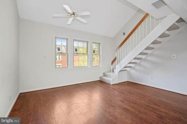 525 Bashford Lane #6, ALEXANDRIA, VA 22314 (#VAAX258144) :: The Riffle Group of Keller Williams Select Realtors