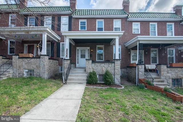 3005 Cresmont Avenue, BALTIMORE, MD 21211 (#MDBA545948) :: Shawn Little Team of Garceau Realty