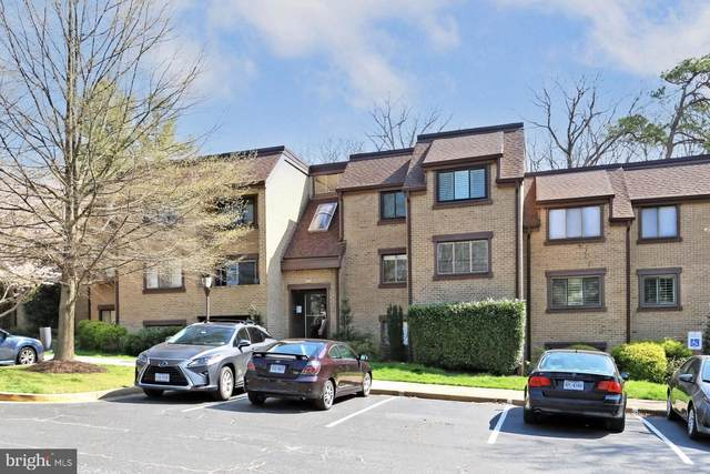 1631 Parkcrest Circle #201, RESTON, VA 20190 (#VAFX1191526) :: Debbie Dogrul Associates - Long and Foster Real Estate