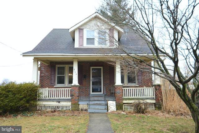 130 Franklin Avenue, SOUDERTON, PA 18964 (#PAMC688218) :: The John Kriza Team