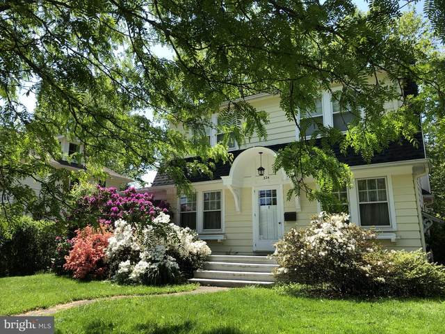324 Burd Street, PENNINGTON, NJ 08534 (#NJME310366) :: Linda Dale Real Estate Experts