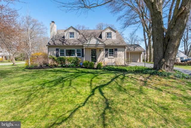 101 Lee Circle, BRYN MAWR, PA 19010 (#PADE542882) :: Keller Williams Real Estate