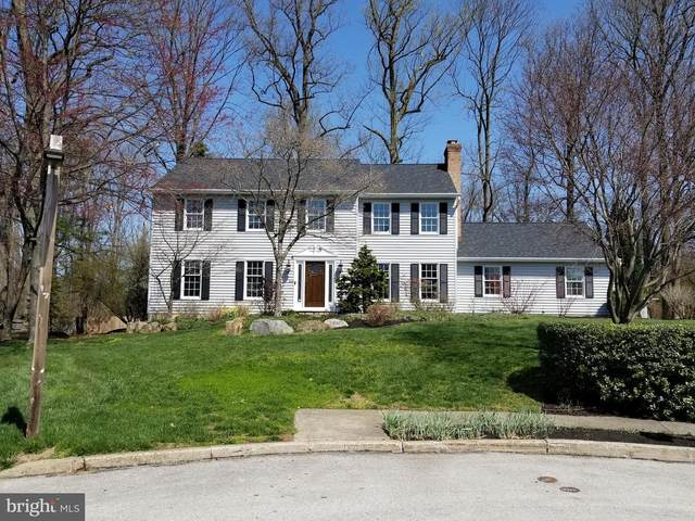 1597 Salomon Lane, CHESTERBROOK, PA 19087 (#PACT533052) :: Jason Freeby Group at Keller Williams Real Estate