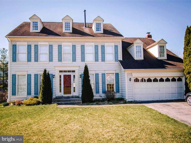 9045 Spring Valley Drive, FREDERICK, MD 21701 (#MDFR280256) :: The Riffle Group of Keller Williams Select Realtors