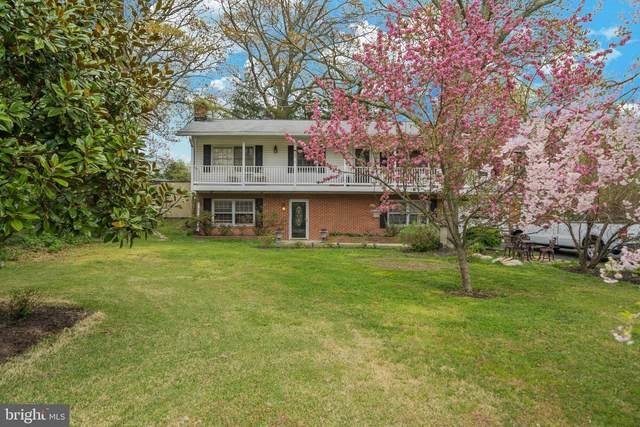 5710 Oakcrest Drive, SAINT LEONARD, MD 20685 (#MDCA182064) :: Crossman & Co. Real Estate