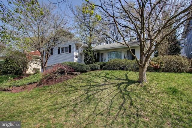 7703 Holiday Terrace, BETHESDA, MD 20817 (#MDMC751814) :: Shamrock Realty Group, Inc