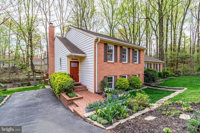 9905 Hemlock Woods Lane, BURKE, VA 22015 (#VAFX1191584) :: The MD Home Team