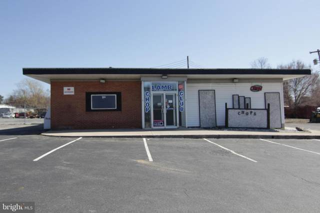 268 Eagle School Road, MARTINSBURG, WV 25404 (#WVBE184930) :: Shawn Little Team of Garceau Realty