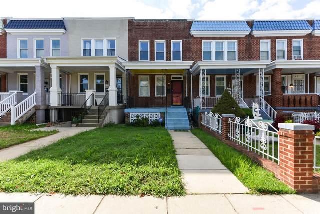 1925 H Street NE, WASHINGTON, DC 20002 (#DCDC515604) :: Berkshire Hathaway HomeServices McNelis Group Properties