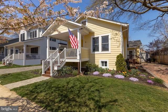 5 W Del Ray Avenue, ALEXANDRIA, VA 22301 (#VAAX258152) :: Debbie Dogrul Associates - Long and Foster Real Estate