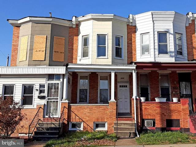 2837 Erdman Avenue, BALTIMORE, MD 21213 (#MDBA545976) :: Advance Realty Bel Air, Inc