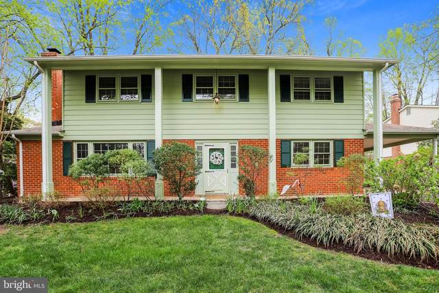 6803 Field Master Drive, SPRINGFIELD, VA 22153 (#VAFX1191598) :: Network Realty Group