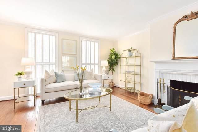 703 S Pitt Street, ALEXANDRIA, VA 22314 (#VAAX258156) :: Berkshire Hathaway HomeServices McNelis Group Properties