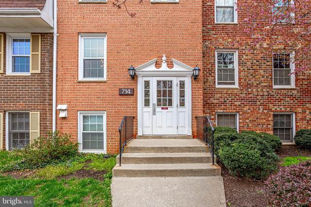 714 Quince Orchard Boulevard P-1, GAITHERSBURG, MD 20878 (#MDMC751844) :: Dart Homes
