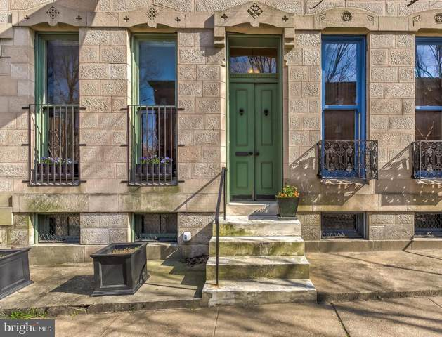 135 W Lanvale Street, BALTIMORE, MD 21217 (MLS #MDBA545988) :: Maryland Shore Living | Benson & Mangold Real Estate