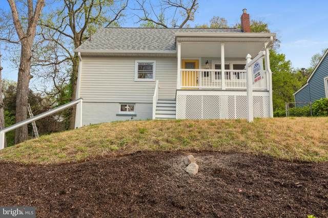 5309 N Englewood Drive, LANDOVER, MD 20785 (#MDPG602226) :: ExecuHome Realty