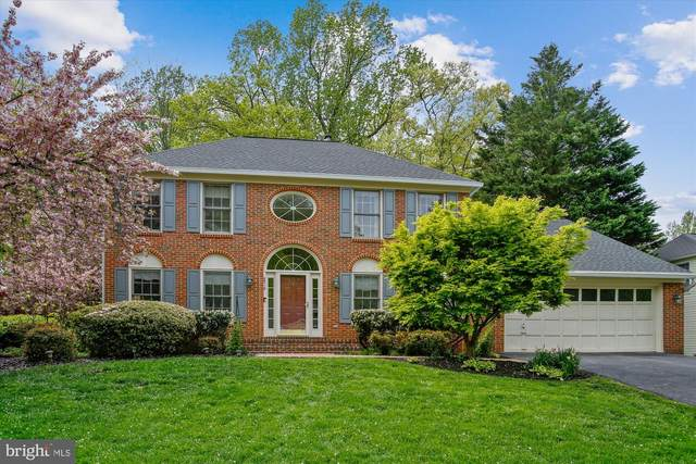 8516 Oak Pointe Way, FAIRFAX STATION, VA 22039 (#VAFX1191610) :: The Miller Team