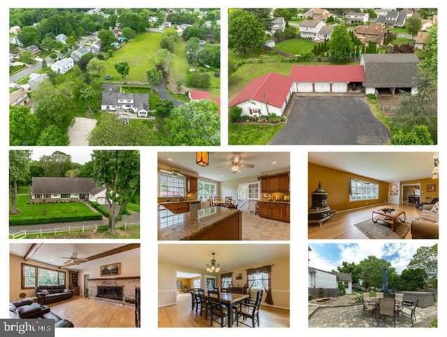 2805 E Evesham Road, VOORHEES, NJ 08043 (#NJCD416876) :: Linda Dale Real Estate Experts