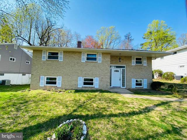 266 Cross Creek Drive, GLEN BURNIE, MD 21061 (#MDAA464218) :: Network Realty Group