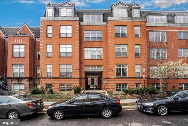 150 V Street NW V210, WASHINGTON, DC 20001 (#DCDC515646) :: Lucido Agency of Keller Williams