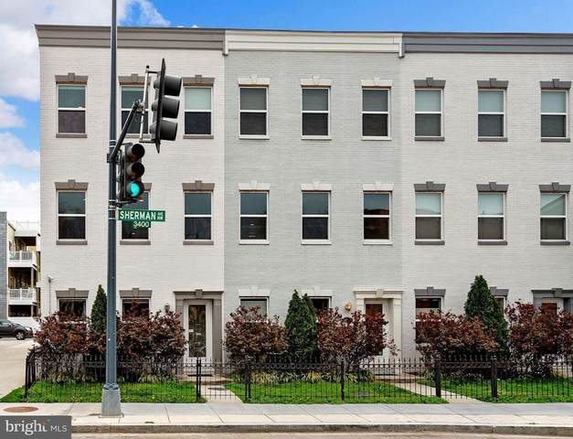3417 Sherman Avenue NW #2, WASHINGTON, DC 20010 (#DCDC515650) :: Advance Realty Bel Air, Inc