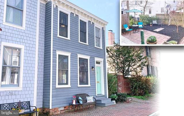 25 College Avenue, ANNAPOLIS, MD 21401 (#MDAA464222) :: Lucido Agency of Keller Williams