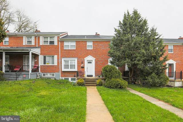 2006 Woodbourne Avenue, BALTIMORE, MD 21239 (#MDBA546004) :: Colgan Real Estate