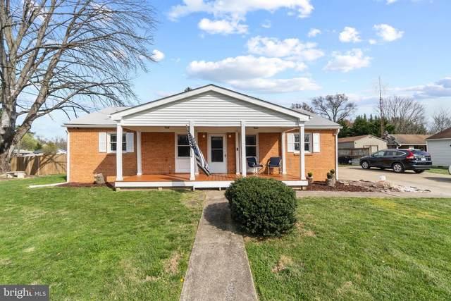 4073 Stanberry Avenue, MARSHALL, VA 20115 (#VAFQ169872) :: Jim Bass Group of Real Estate Teams, LLC