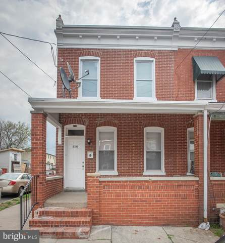 210 N Lincoln Street, WILMINGTON, DE 19805 (MLS #DENC523972) :: Maryland Shore Living | Benson & Mangold Real Estate