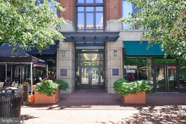520 John Carlyle Street #207, ALEXANDRIA, VA 22314 (#VAAX258164) :: Realty One Group Performance
