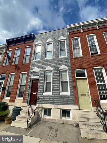 1520 Clarkson Street, BALTIMORE, MD 21230 (MLS #MDBA546010) :: Maryland Shore Living | Benson & Mangold Real Estate