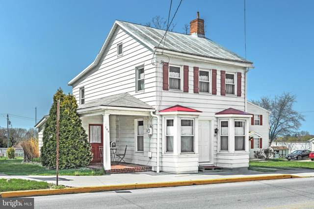 106 N Main Street, SHREWSBURY, PA 17361 (#PAYK155874) :: Century 21 Dale Realty Co
