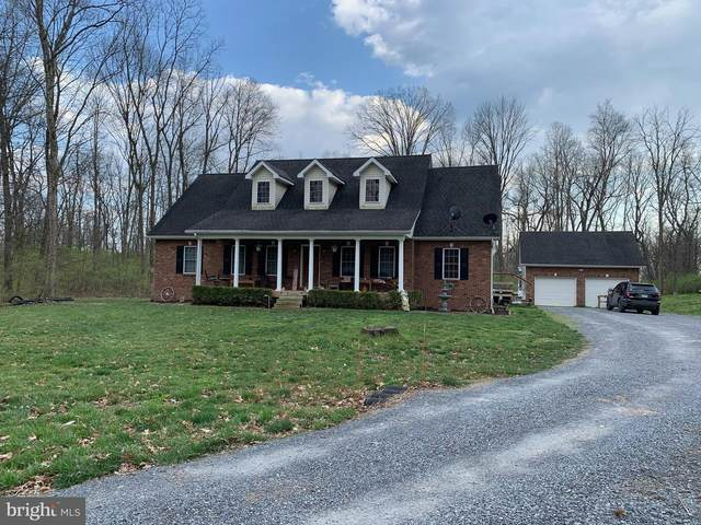 248 Joline Drive, CLEAR BROOK, VA 22624 (#VAFV163328) :: Coleman & Associates
