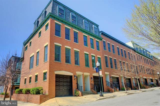 32 S Regester Street, BALTIMORE, MD 21231 (#MDBA546012) :: ExecuHome Realty