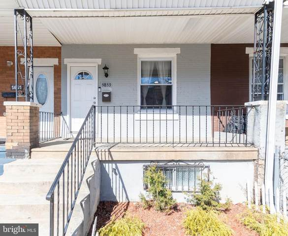 5853 Walton Avenue, PHILADELPHIA, PA 19143 (MLS #PAPH1003960) :: Maryland Shore Living | Benson & Mangold Real Estate